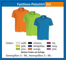 Polo-Shirts, sportlich und trotzdem elegant